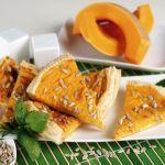 Patate e zucca si uniscono in questa torta salata vegetariana dal sapore insolito e invitante. Prova la ricetta di Sale&Pepe.