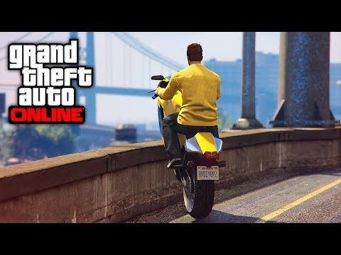 New Bike Precision Stunt Idea Gta 5 Stunts Fails Live Youtu