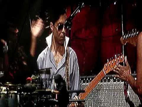 "Stevie Wonder + Prince + Sheila E "" superstition"" @ Paris Bercy July 1 2010"