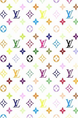 Louis Vuitton Print Wallpaper