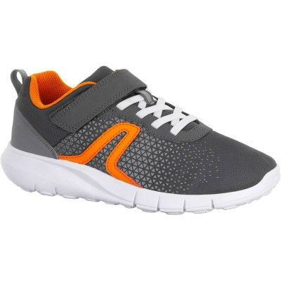 SkechersPower Shot - Botines hombre para chico, Charcoal-Black, -1,5