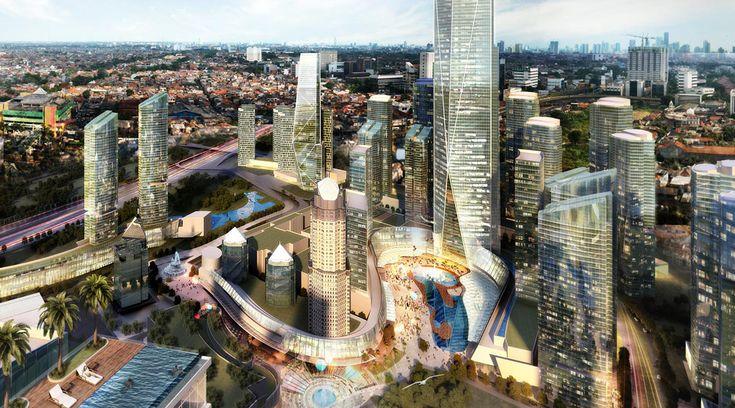 TOP 10 des Projets architecturaux les plus étonnants du Monde  (21)