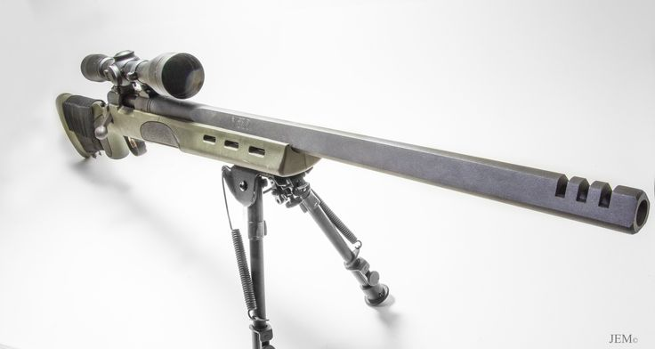 Remington Model 700 VTR