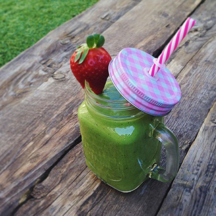 Batido verde / Green Smoothie