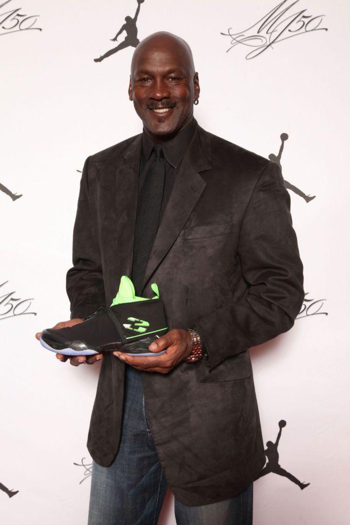 Michael Jordan's 50th Birthday Party / Air Jordan XX8 Launch Event