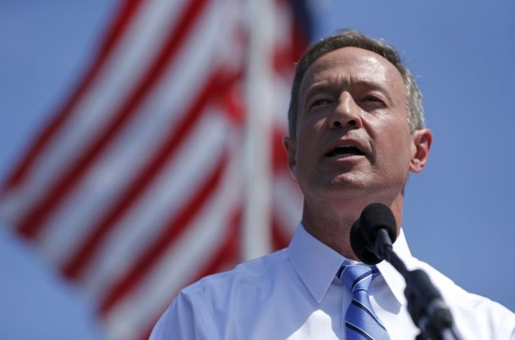 Martin O'Malley: 'I'm pissed' at lack of action on gun control - The Washington Post