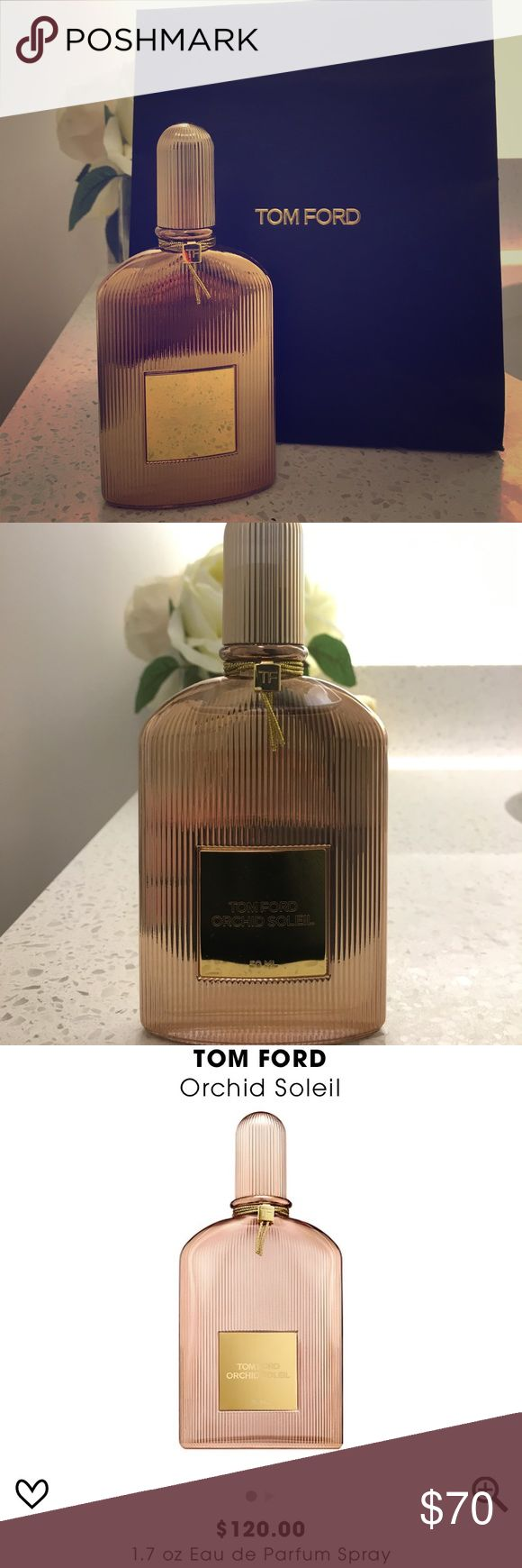 Tom Ford Orchid Soleil Eau de Parfum Spray 50ml Never been used Tom Ford perfume! Tom Ford Other