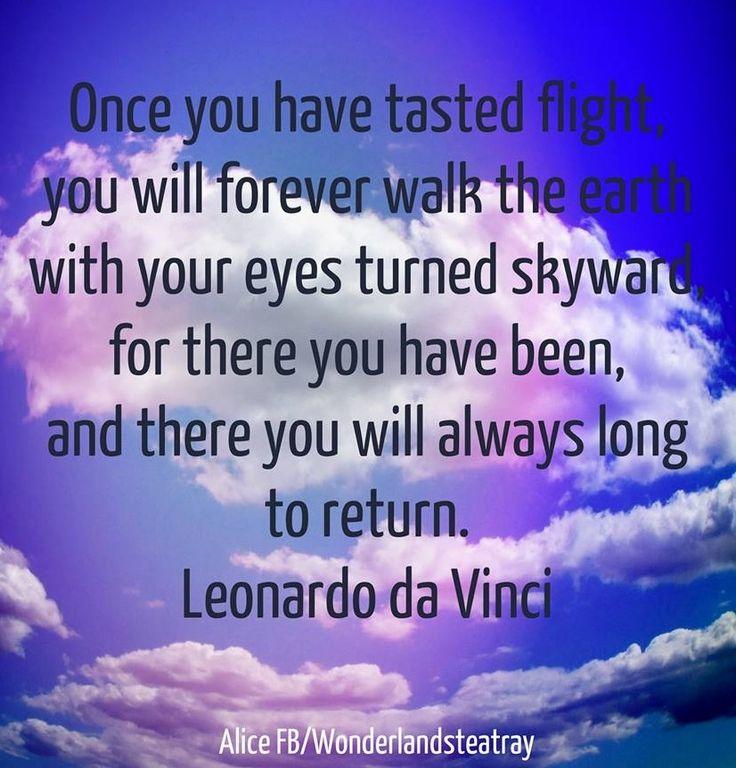 Flight quote via Alice in Wonderland's TeaTray at www.Facebook.com/WonderlandsTeaTray
