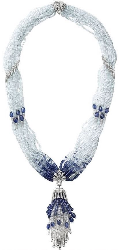 Cartier High Jewelry Necklace