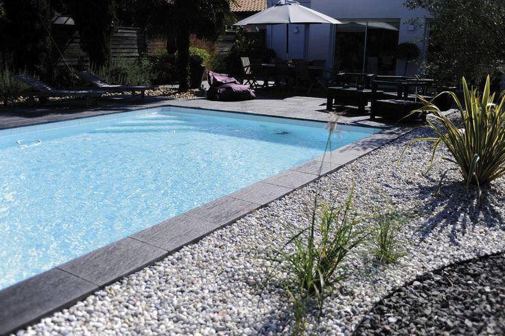 Les 25 meilleures idu00e9es de la catu00e9gorie Margelle piscine ...