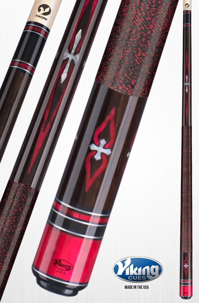 Viking Pool Cue - A548 -ViKORE Performance Shaft & Quick Release Joint