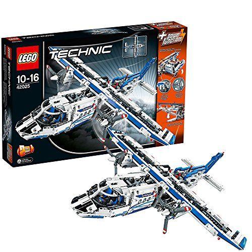 Sale Preis: Lego Technic 42025 - Frachtflugzeug. Gutscheine & Coole Geschenke für Frauen, Männer & Freunde. Kaufen auf http://coolegeschenkideen.de/lego-technic-42025-frachtflugzeug  #Geschenke #Weihnachtsgeschenke #Geschenkideen #Geburtstagsgeschenk #Amazon