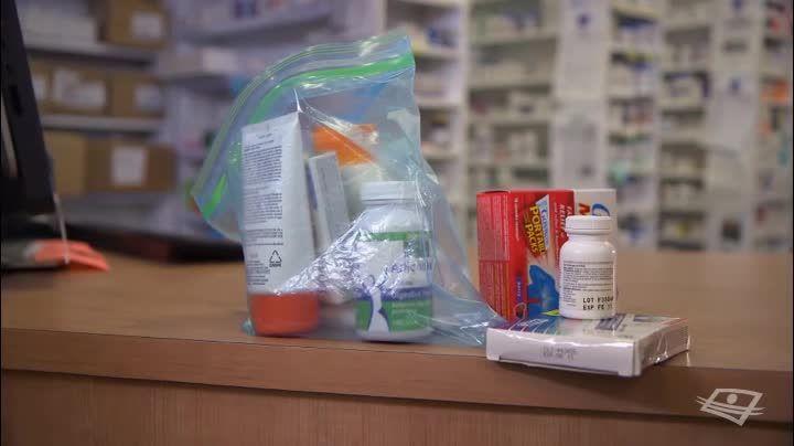 L'ABC de la pharmacie maison