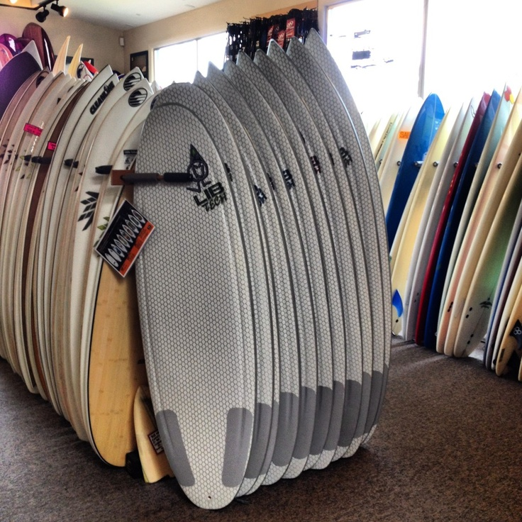 Lib Tech Surfboards on the rack at Cleanline Surf Shop shop online, or in our stores!