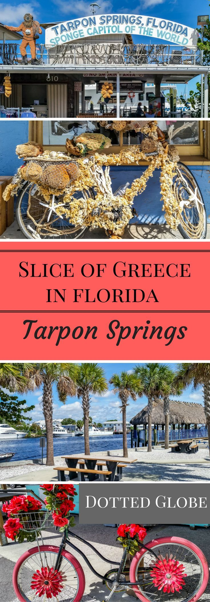 A comprehensive tourist guide to Tarpon Springs, located off Florida's Gulf Coast. It is a charming coastal town known for its Greek culture, Sponge Dock and Greek cuisine. Hellas is one of most popular restaurant in Tarpon Springs serving Greek cuisine. Read everything about visiting Tarpon Springs in this guide.