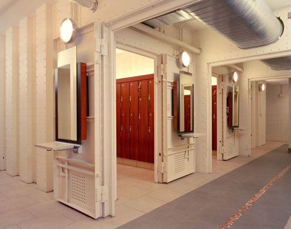STUDIOS Architecture : Equinox Fitness