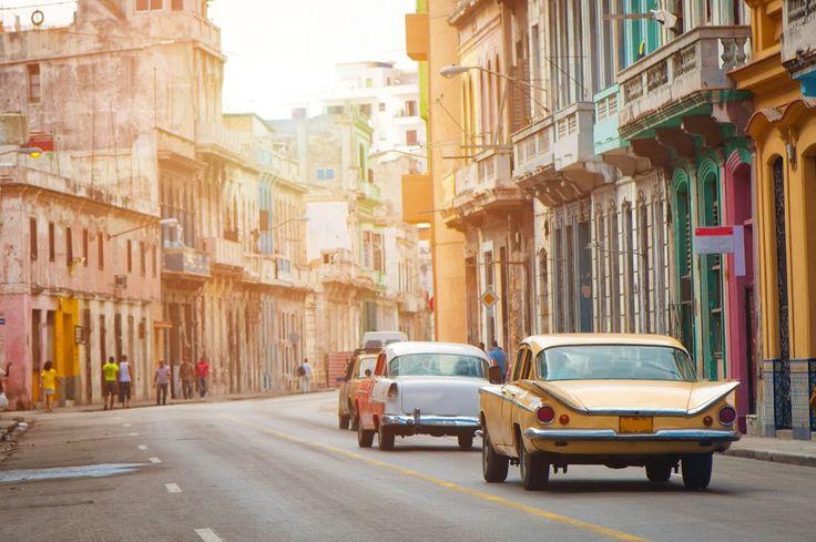 Cuba e Islandia, principales destinos emergentes en 2016 http://www.deluxes.net/view.php?id=655