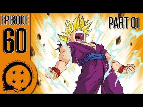 Dragon Ball Z Abridged: Episode 60 - Part 1 - #DBZA60 | Team Four