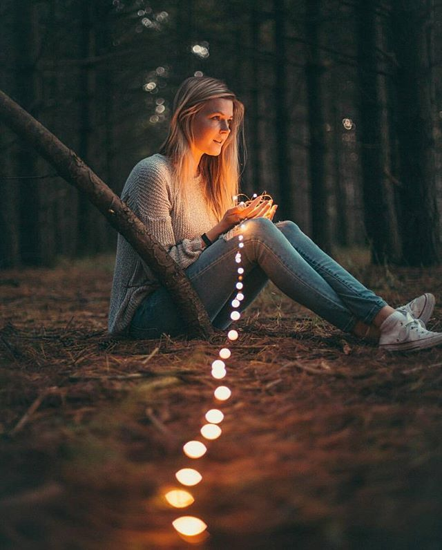 Aún en la más profunda oscuridad, la luz encuentra su camino...