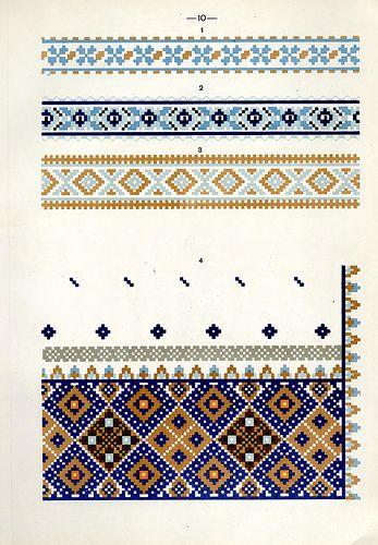 Белорусский народный орнамент - 1953_100 | by aenota_magic_of_color
