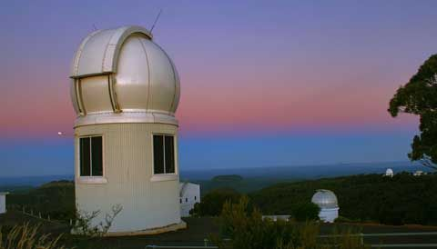 """A new telescope called the SkyMapper has charted stars and galaxies across the southern sky, producing a map called """"the best ever created."""""""