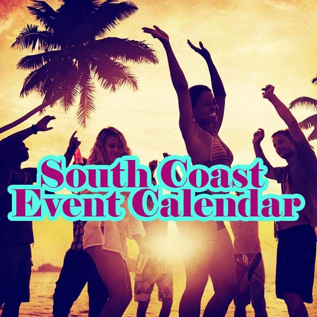 The #KZNsouthcoast has the best selection of #events! Thanks @infosouthcoast for this event calendar! #Margate #GottaLuvKZN