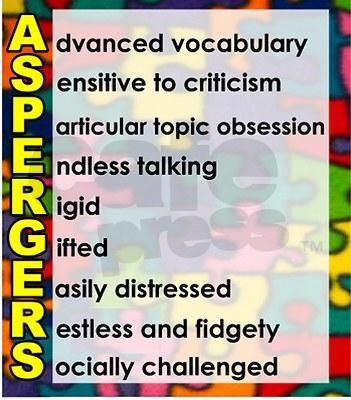 social awkwardness | Even though Aspergers isn't politically correct anymore, this description describes him perfectly