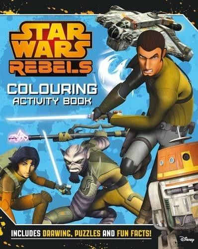 Star Wars Rebels: Colouring Book