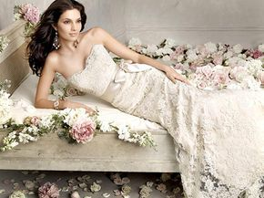 Cheap Wedding Gowns Online Blog: Jessica McClintock Wedding Dresses