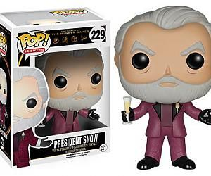 HUNGER GAMES POP VINYL FIGURE - PRESIDENT SNOW