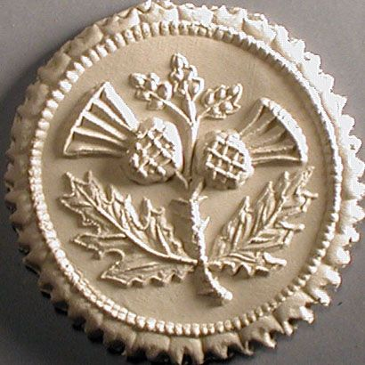 Scottish Shortbread Cookie Recipe (to use with Springerle Molds)
