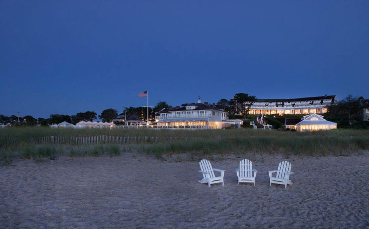 Massachusetts - Chatham Bars Inn Resort is located on Cape Cod. http://www.chathambarsinn.com/