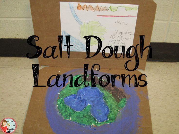 How to Make and Use Salt Dough