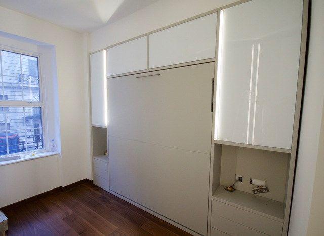 world. Casa residenziale a Londra. Mazzali ha realizzato armadi, letto ...