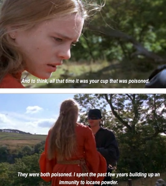I love Princess Bride