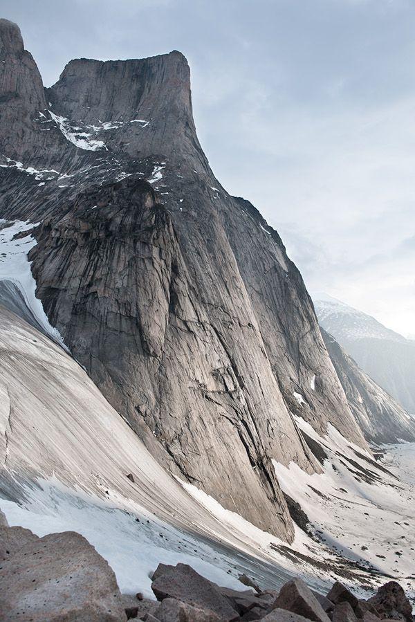 baffin island, canada | nature + landscape photography #adventure