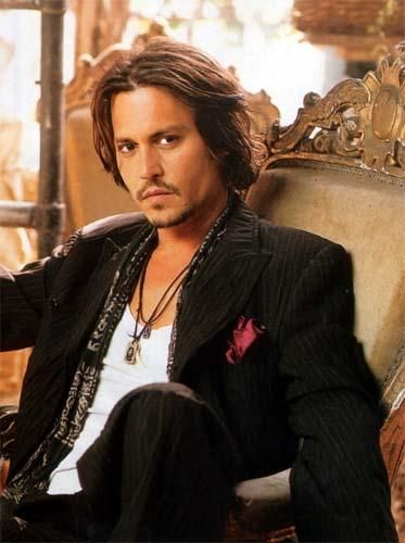 Johnny Depp. One of my all time favorite actors ❤️.❤️