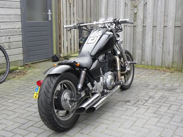 1986 Honda Shadow 1100 Bobber