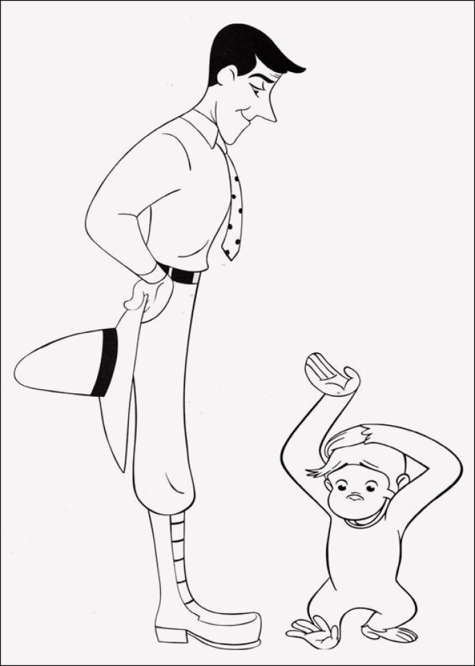 18 Curious George Easter Coloring Pages Curious George Coloring Pages Cartoon Coloring Pages Birthday Coloring Pages