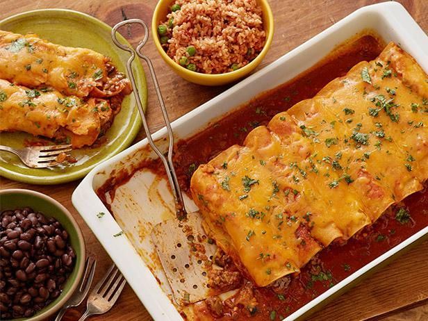 The Pioneer Woman's Simple, Perfect Enchiladas  #RecipeOfTheDay