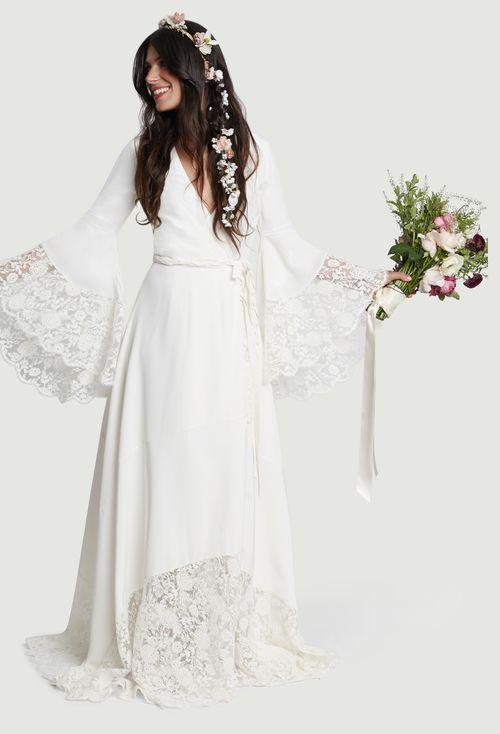 Winter Beach Wedding Dresses Images 2017 for Jarmen Ladies