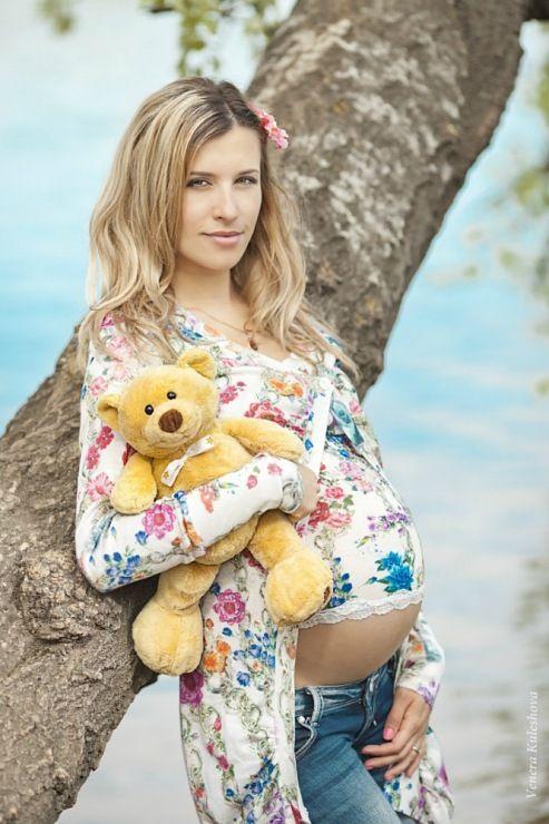 Фотосессия беременных на природе: фантазии, идеи и просто красивые фото