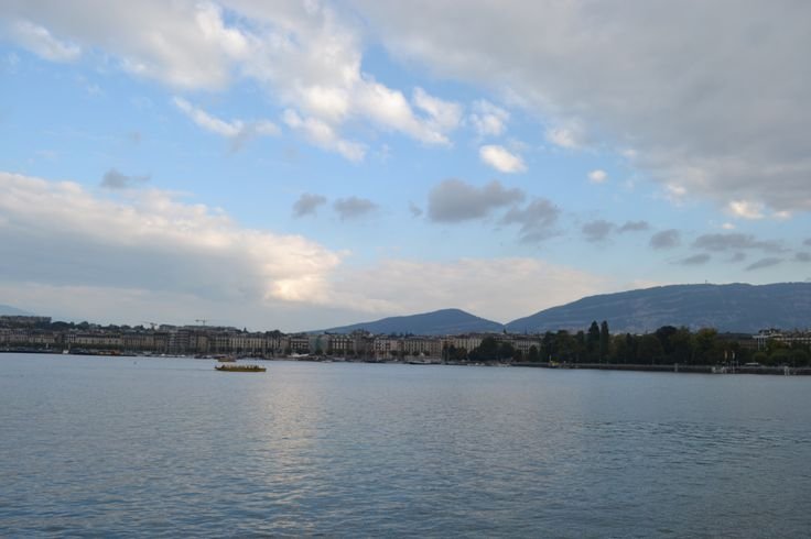Belle vue, Genève