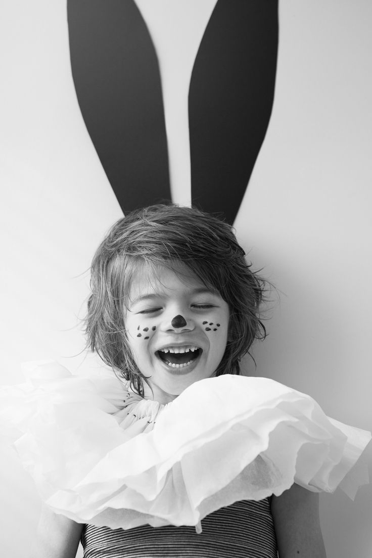 Scary Easter Eggs With Abel - www.petitloublog.com