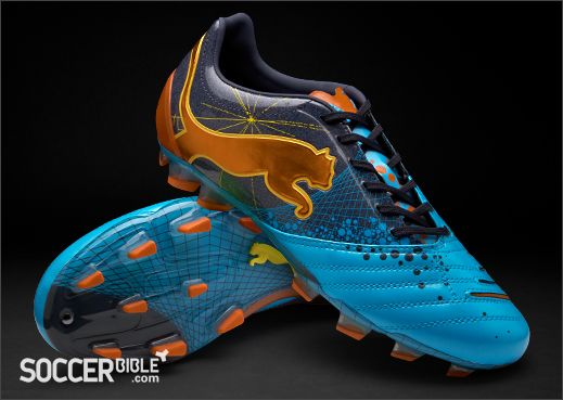 PUMA PowerCat 1.12 Gravity Football Boots - Blue/Navy/Orange/Yellow http://www.soccerbible.com/news/football-boots/archive/2012/07/04/puma-powercat-1-12-gravity-football-boots-blue-navy-orange-yellow.aspx