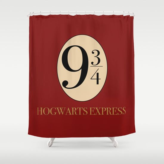 Buy Shower Curtains featuring HARRY POTTER by Sophie. Made from 100% easy care polyester our designer shower curtains are printed in the USA and feature a 12 button-hole top for simple hanging.