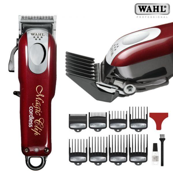TOSATRICE MAGIC CLIP CORD / CORDLESS WAHL tagliacapelli taglia capelli MADE USA