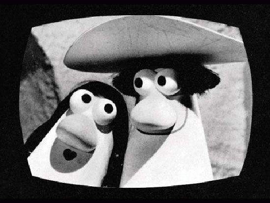 """Ve li ricordate? Sono carmencita e Caballero: i """"testimonial"""" di Lavazza negli anni '50."""