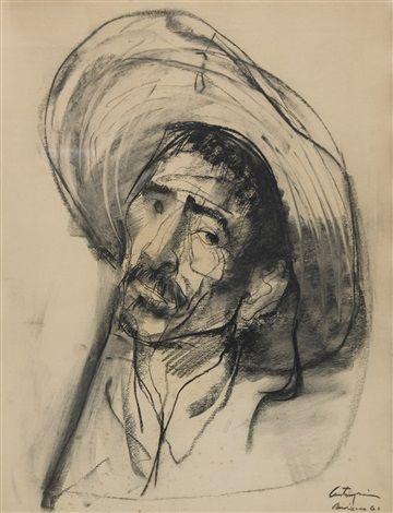 El mexicano (1960) Juan Carlos Castagnino