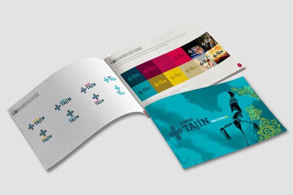 Manual de Identidad Cumbre Tajín 2014 on Behance